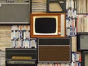 vintage, technology, old