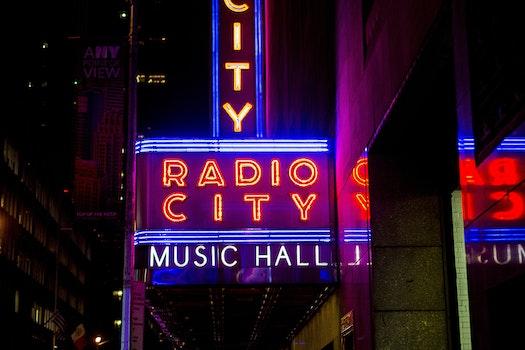 Free stock photo of manhattan, theater, entertainment, new york city