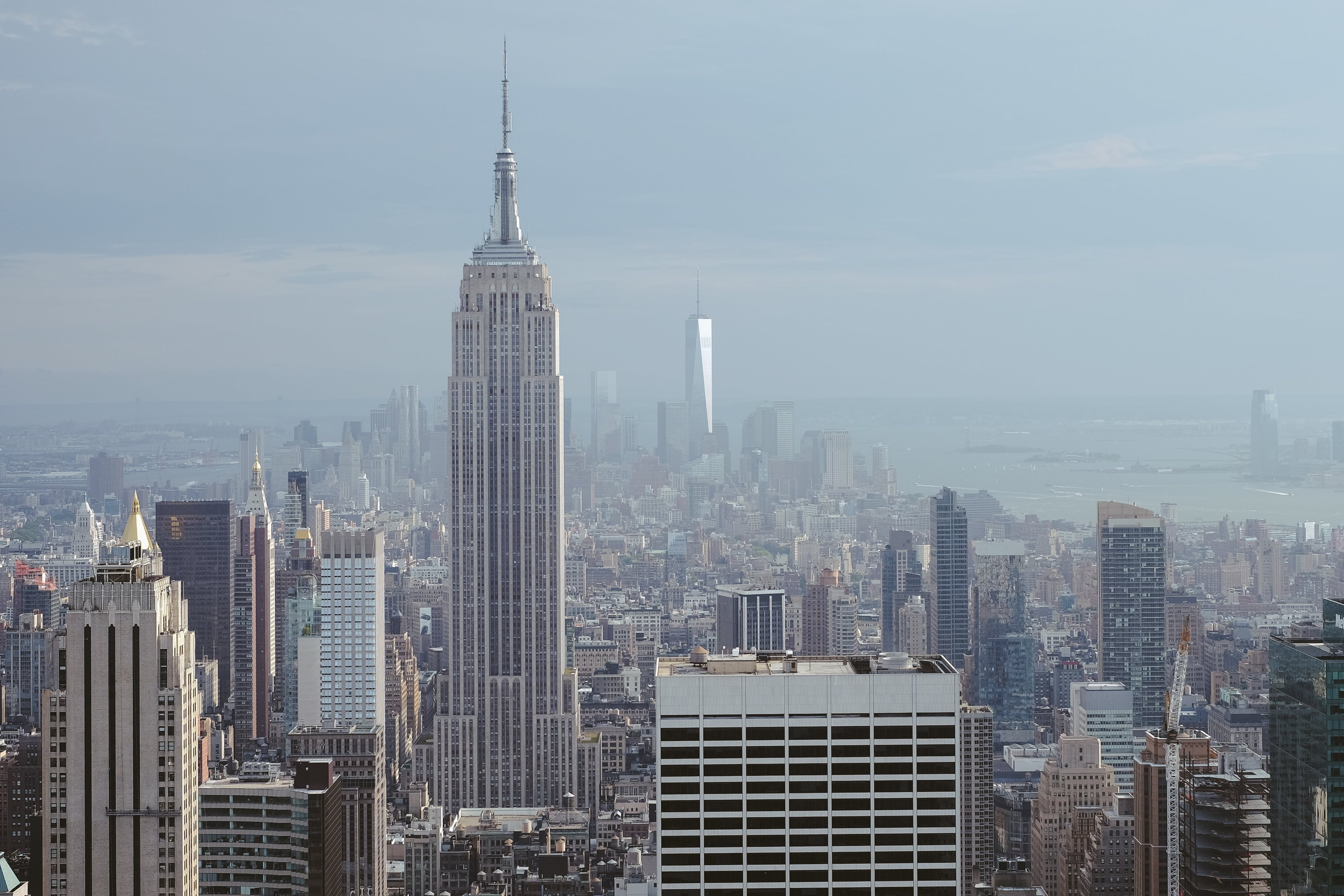 Free stock photo of architecture, big apple, downtown, empire state building