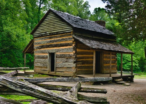 Free stock photo of #travel, cade's cove, john oliver's, log cabin