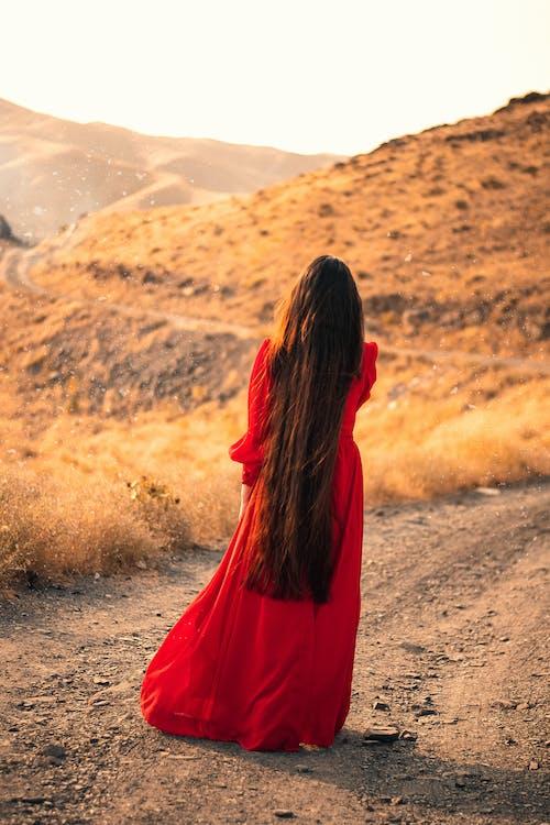 Darmowe zdjęcie z galerii z długie włosy, dziewczyna, gorąco, gorący