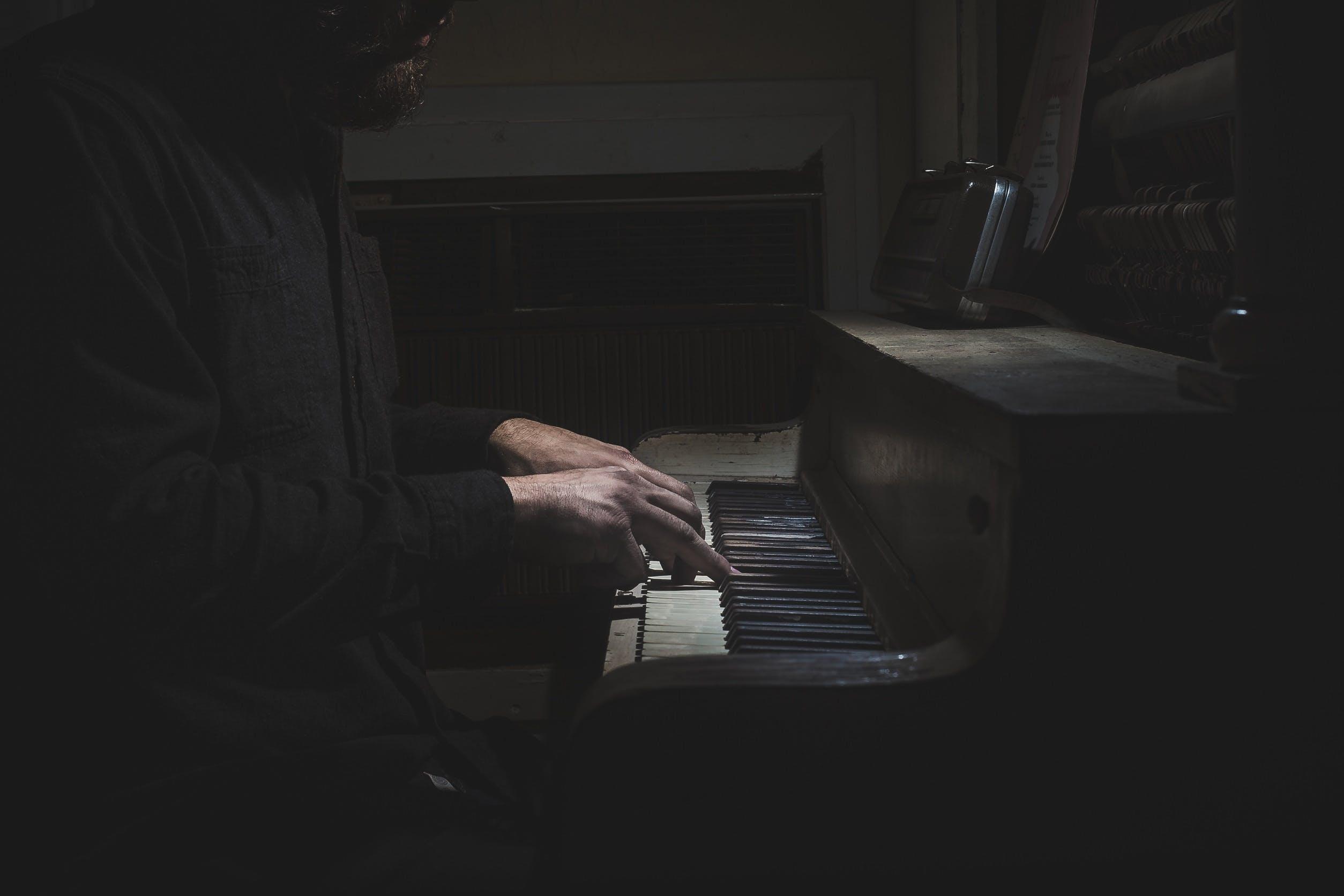 Free stock photo of instrument, music, musician, piano
