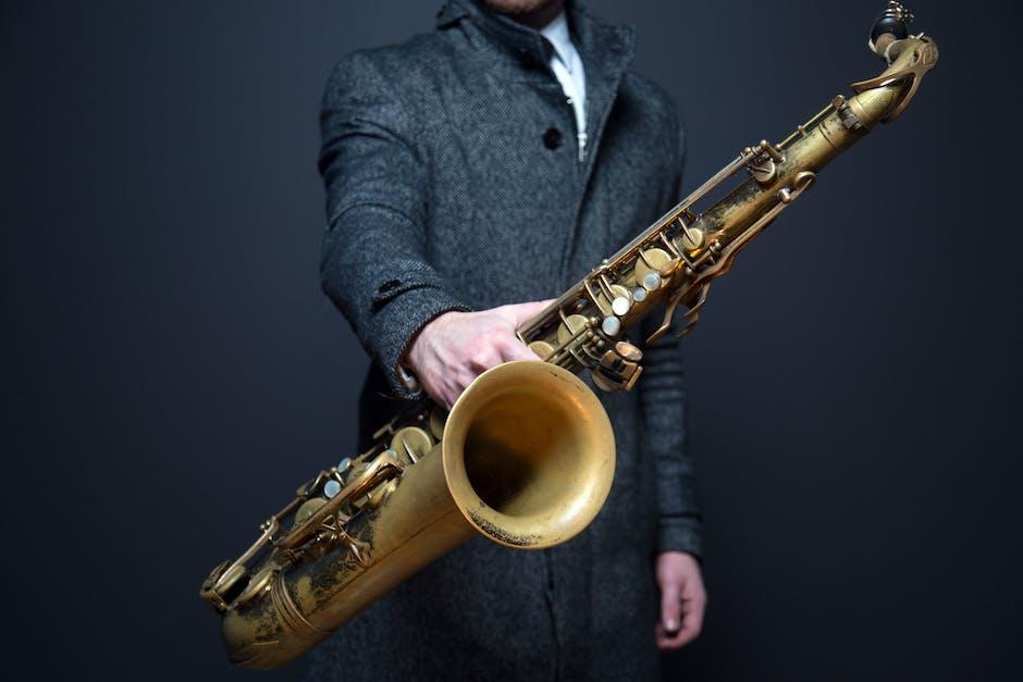 artist, jazz, man