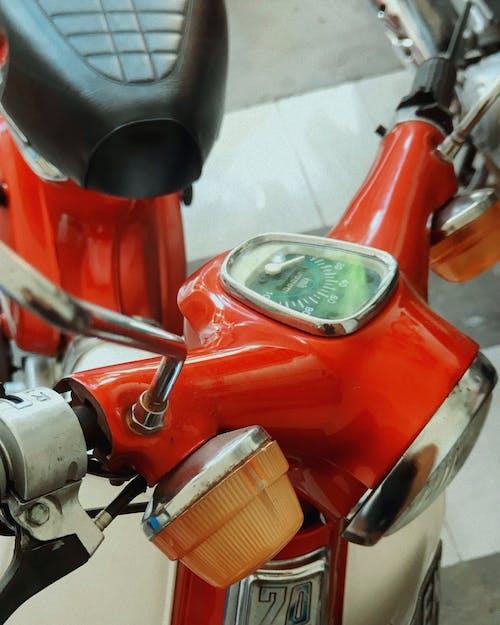 Free stock photo of bike, classic, Honda, iphone