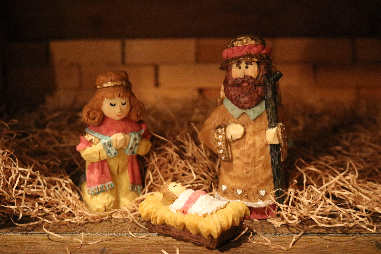 Free stock photo of christianity, mary, nativity, jesus christ