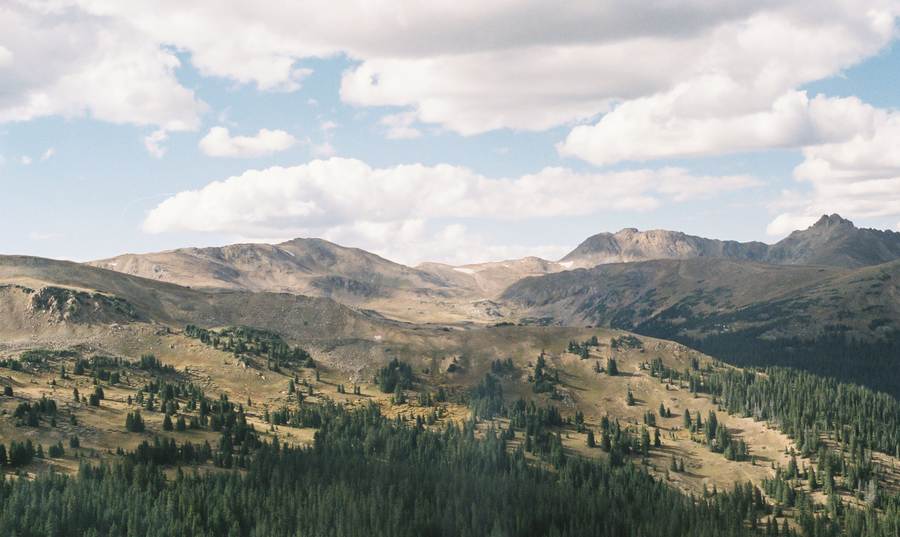 Free stock photo of landscape, mountains, nature, sky
