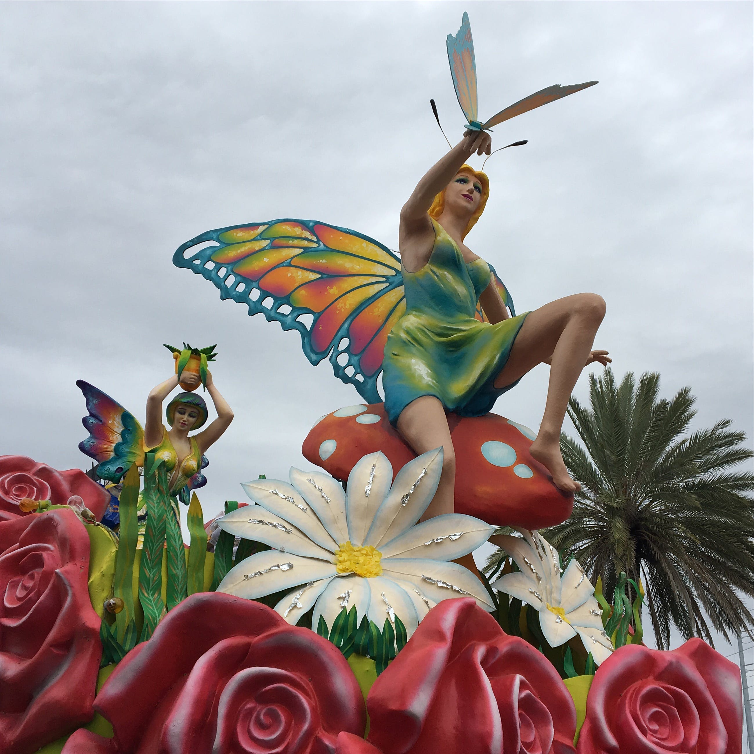 Free stock photo of butterfly, fairy, mardi gras, new orleans