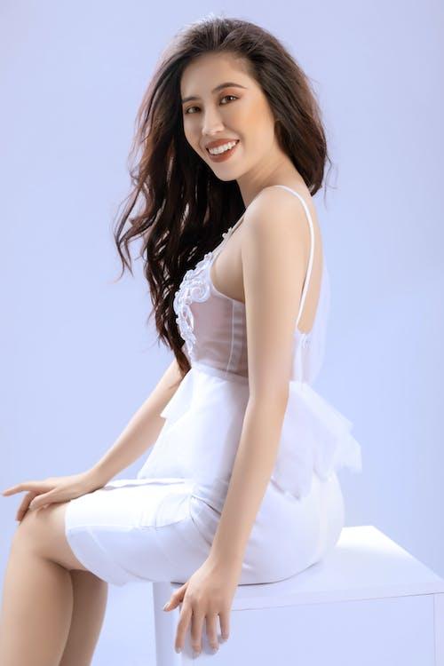 Безкоштовне стокове фото на тему «азіатська дівчина, Гарний, гламур, Дівчина»