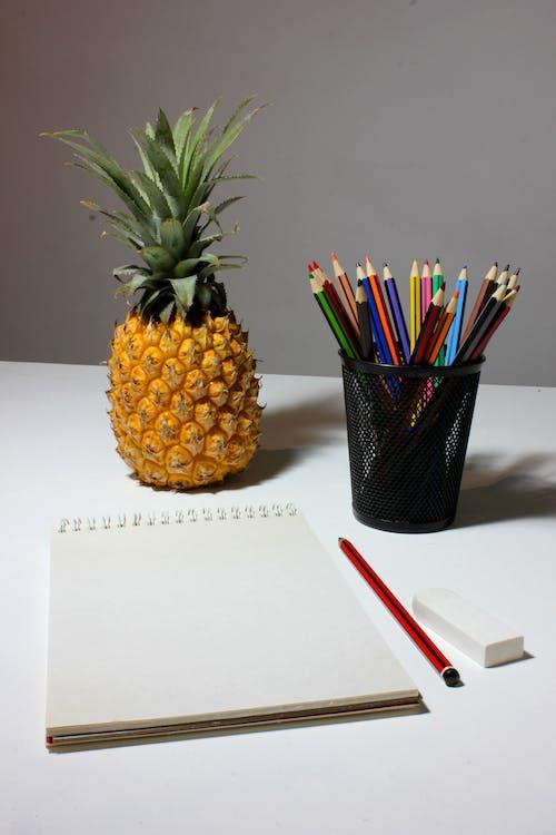 Pineapple Fruit on Table