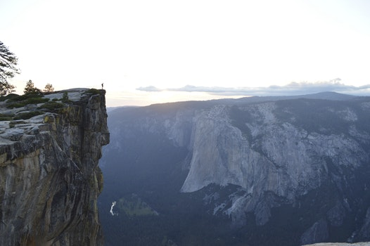 Free stock photo of peak, cliff, high, wilderness