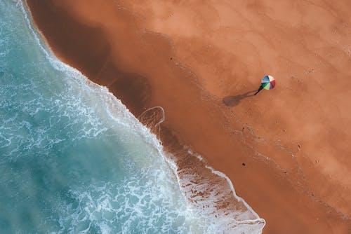 Photos gratuites de à distance, aérien, bleu, brillant