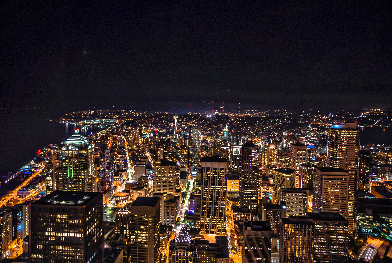Free stock photo of city, city skyline, cityscape, metropolitan