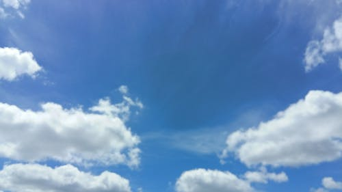 Free stock photo of blue, blue sky, clouds, cloudscape