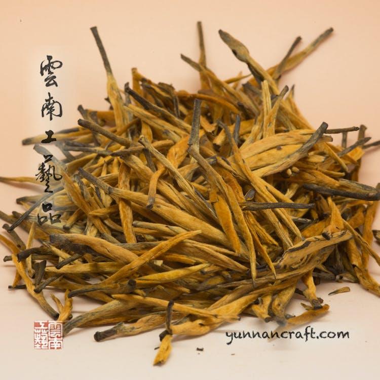 Free stock photo of Dajingzhen, Dianhong tea, hong cha