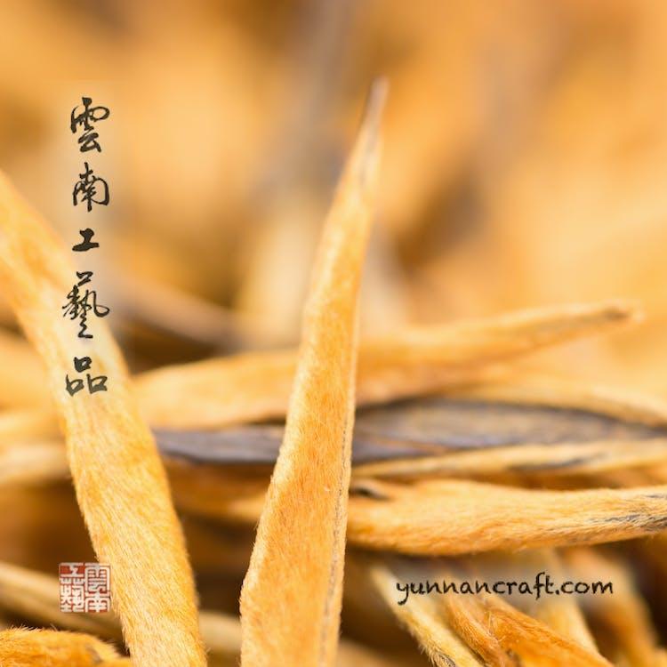 Free stock photo of Da Jin Zhen, Dianhong black tea, Feng Qing Dian Hong
