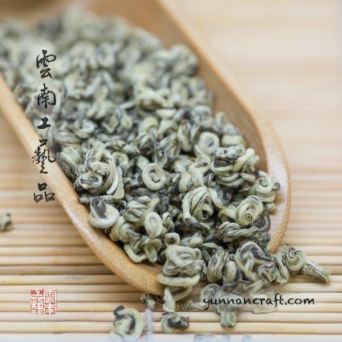 Free stock photo of Bi Luo Chun - supreme, Biluochun, green tea, spring biluochun