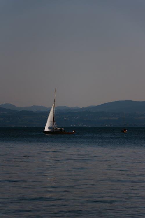 Sailboat on Sea