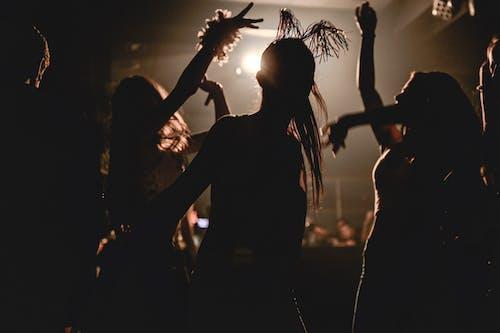 คลังภาพถ่ายฟรี ของ การเต้นรำ, กีตาร์, ขึ้น