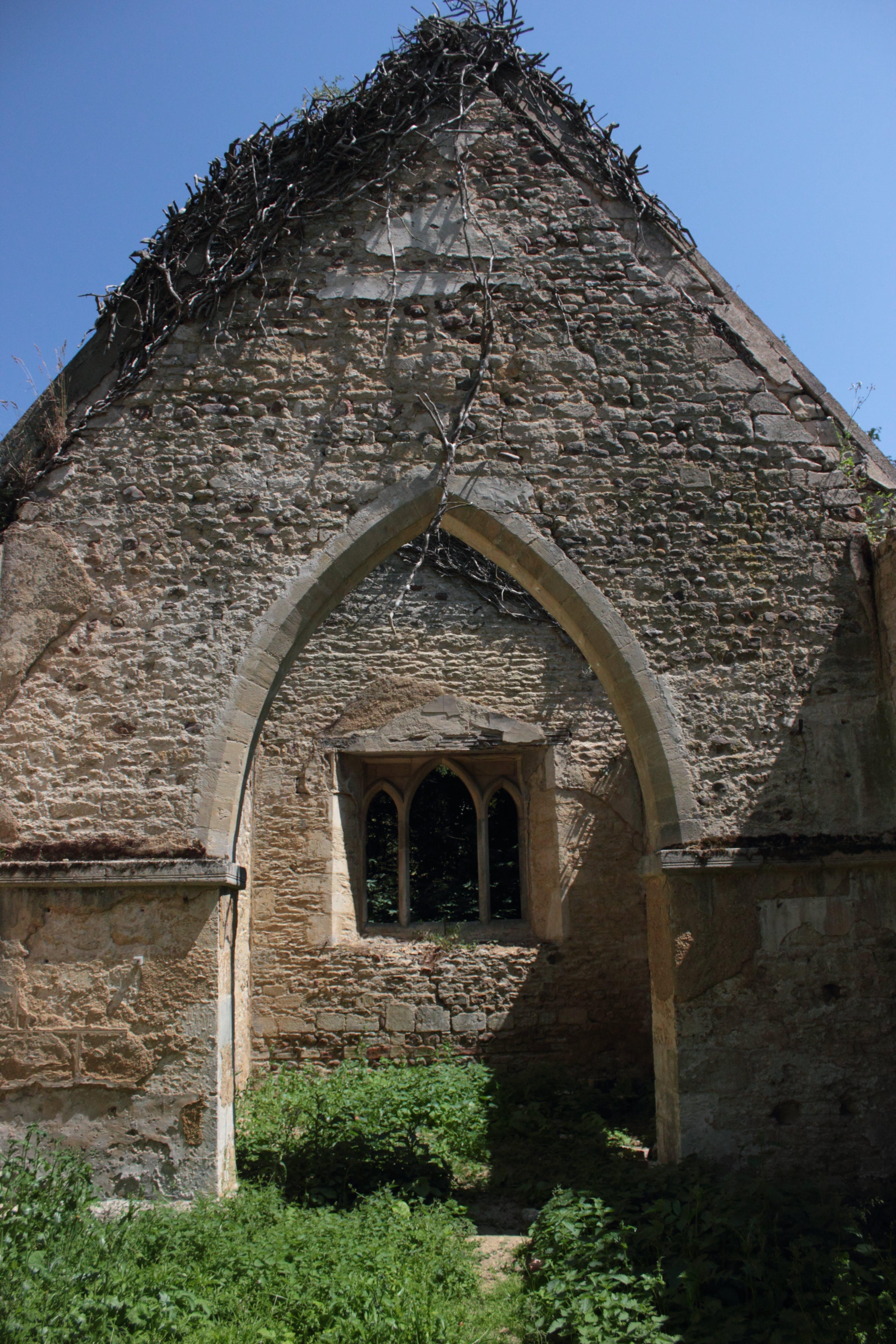 Free stock photo of church, ruins
