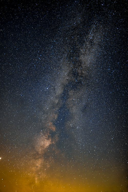 คลังภาพถ่ายฟรี ของ กลางคืน, กลางแจ้ง, กลุ่มดาว