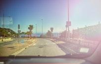 road, street, car