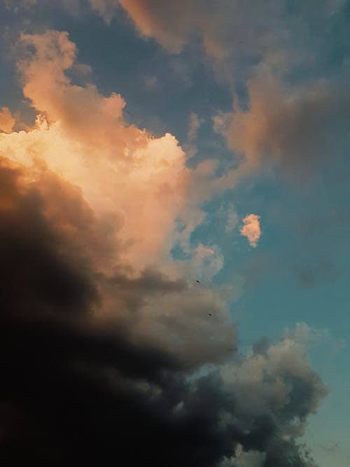 Základová fotografie zdarma na téma bouře, déšť, dramatický, jasný