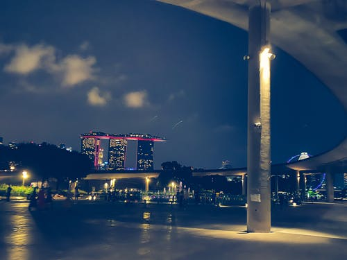 Free stock photo of marina barrage, Marina Bay Sands, singapore