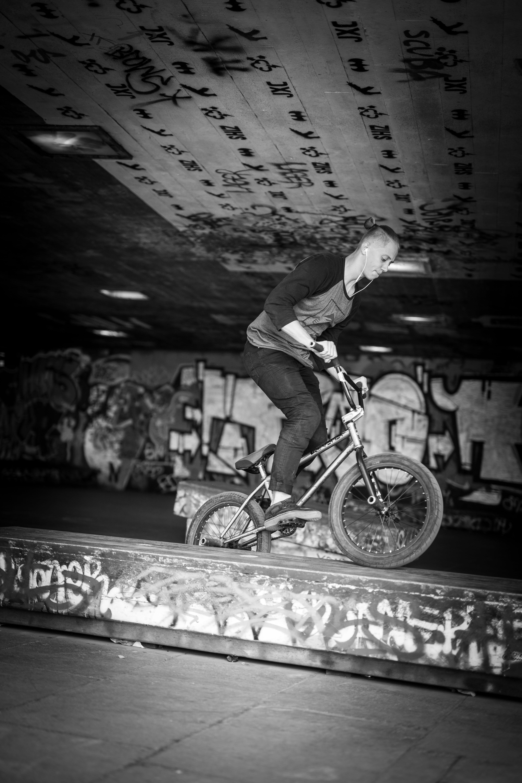 Free stock photo of bmx, city, london, skate park
