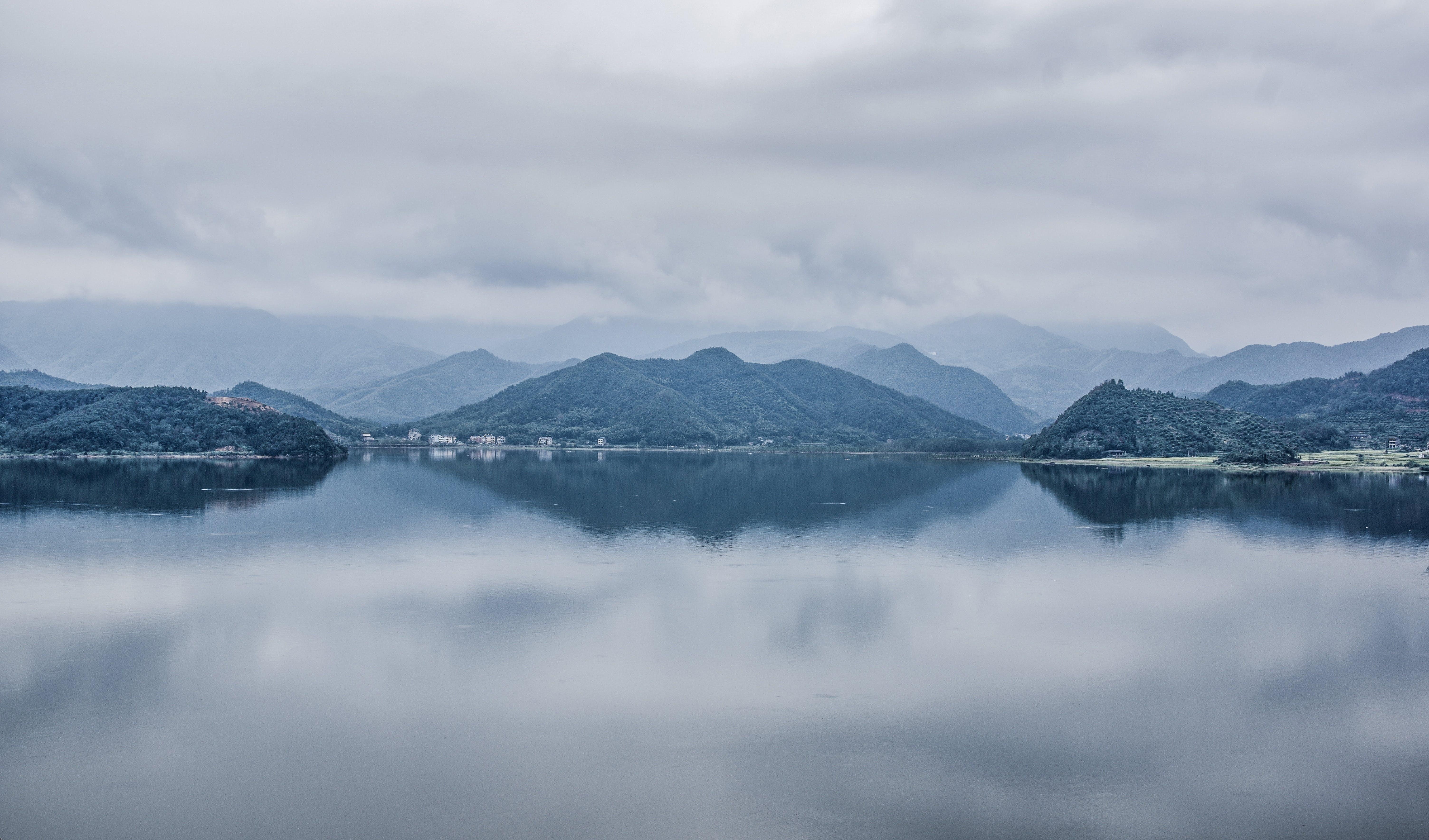 Free stock photo of landscape, nature, mountain, lake