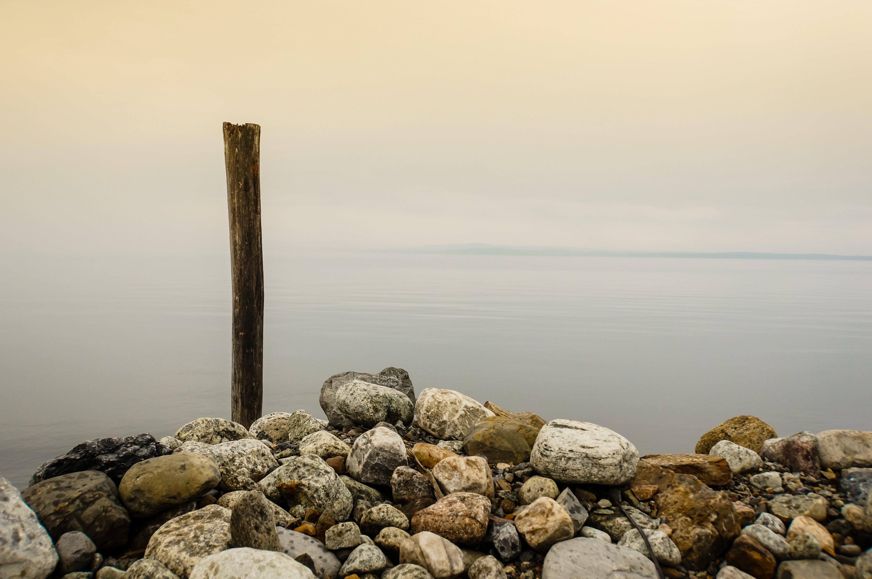 Free stock photo of calm, coast, lake, location