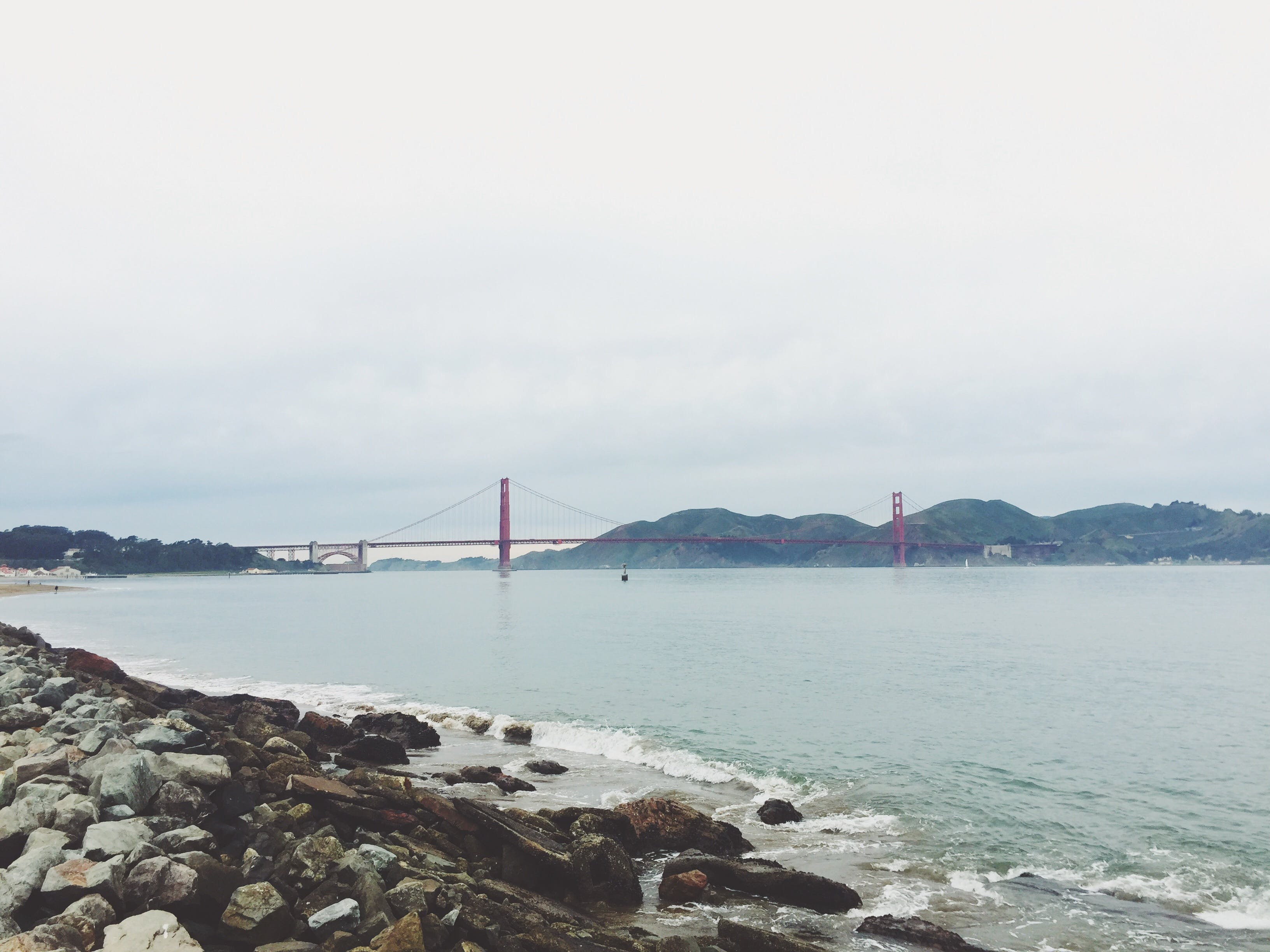 Free stock photo of america, architecture, attraction, bay