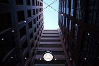 building, architecture, windows