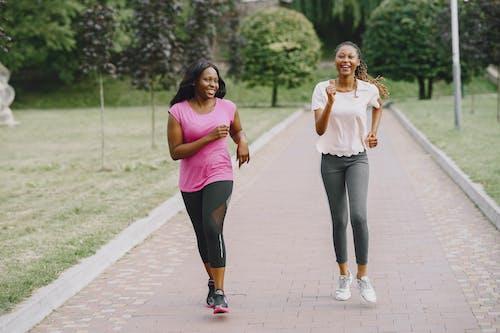 Photo of Women Jogging