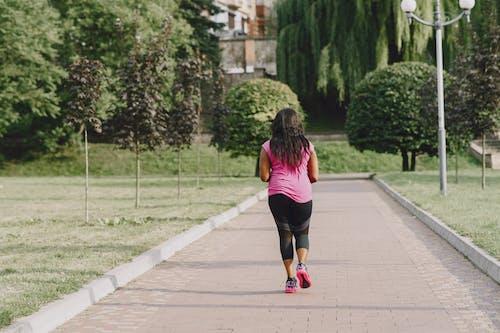 Бесплатное стоковое фото с бег, досуг, женщина