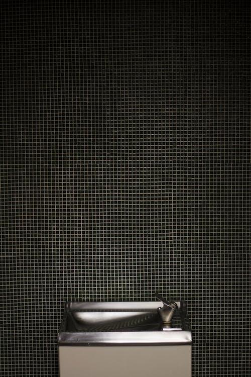 不銹鋼, 噴泉, 牆壁, 鉻 的 免费素材照片