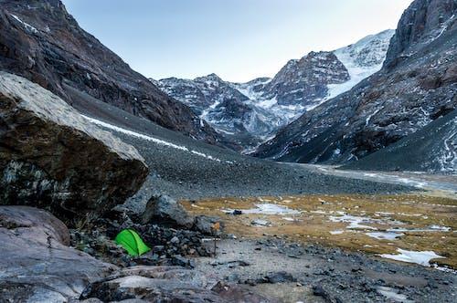 Immagine gratuita di avventura, campeggio, esterno, freddo