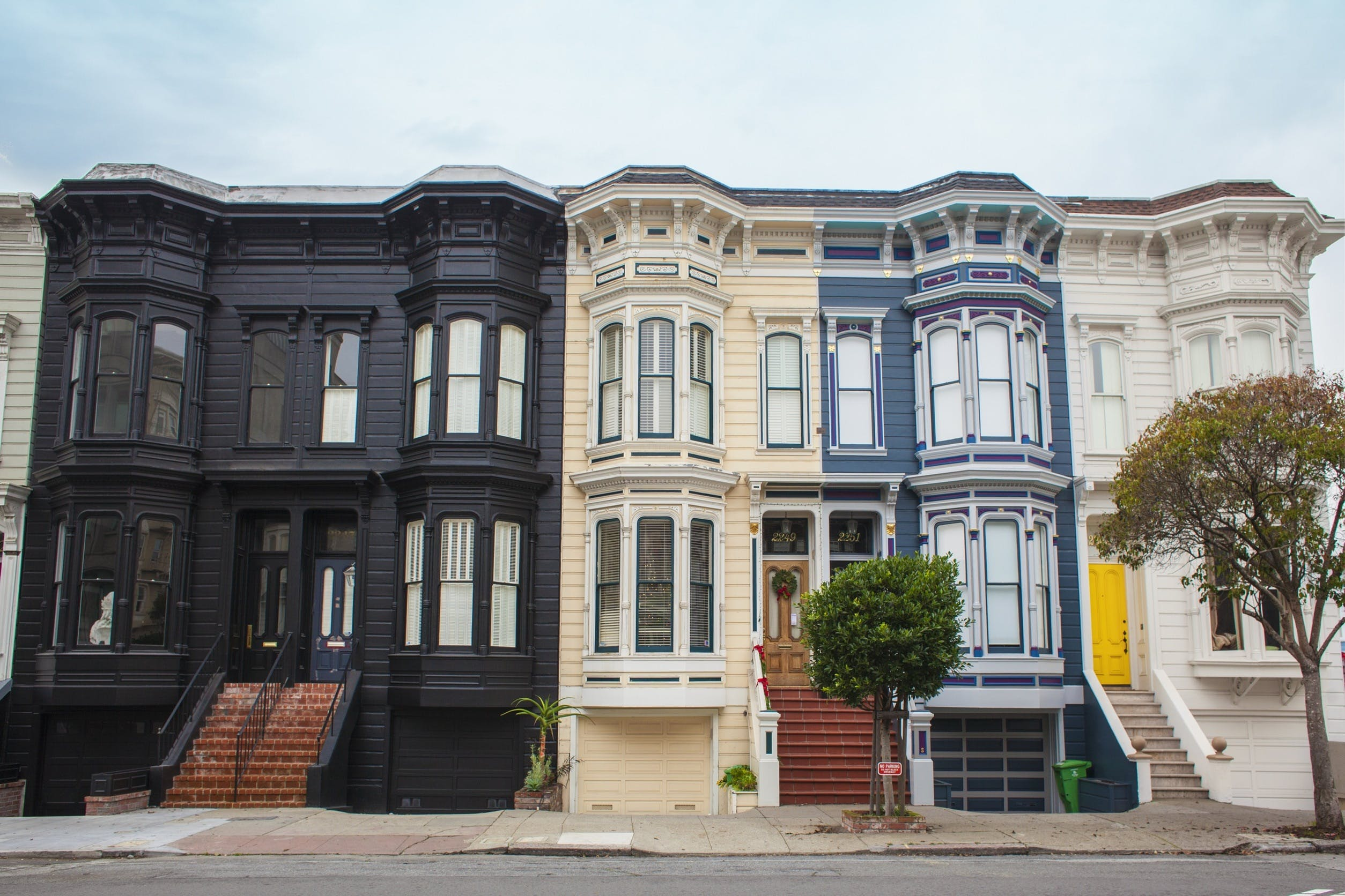 Free stock photo of houses, building, architecture, windows