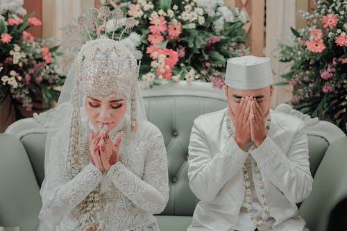 คลังภาพถ่ายฟรี ของ การแต่งงาน, คน, ความรัก