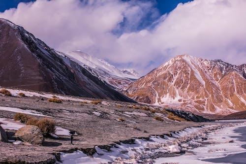 Ingyenes stockfotó festői, hegyek, hideg témában