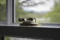 blur, window, lock