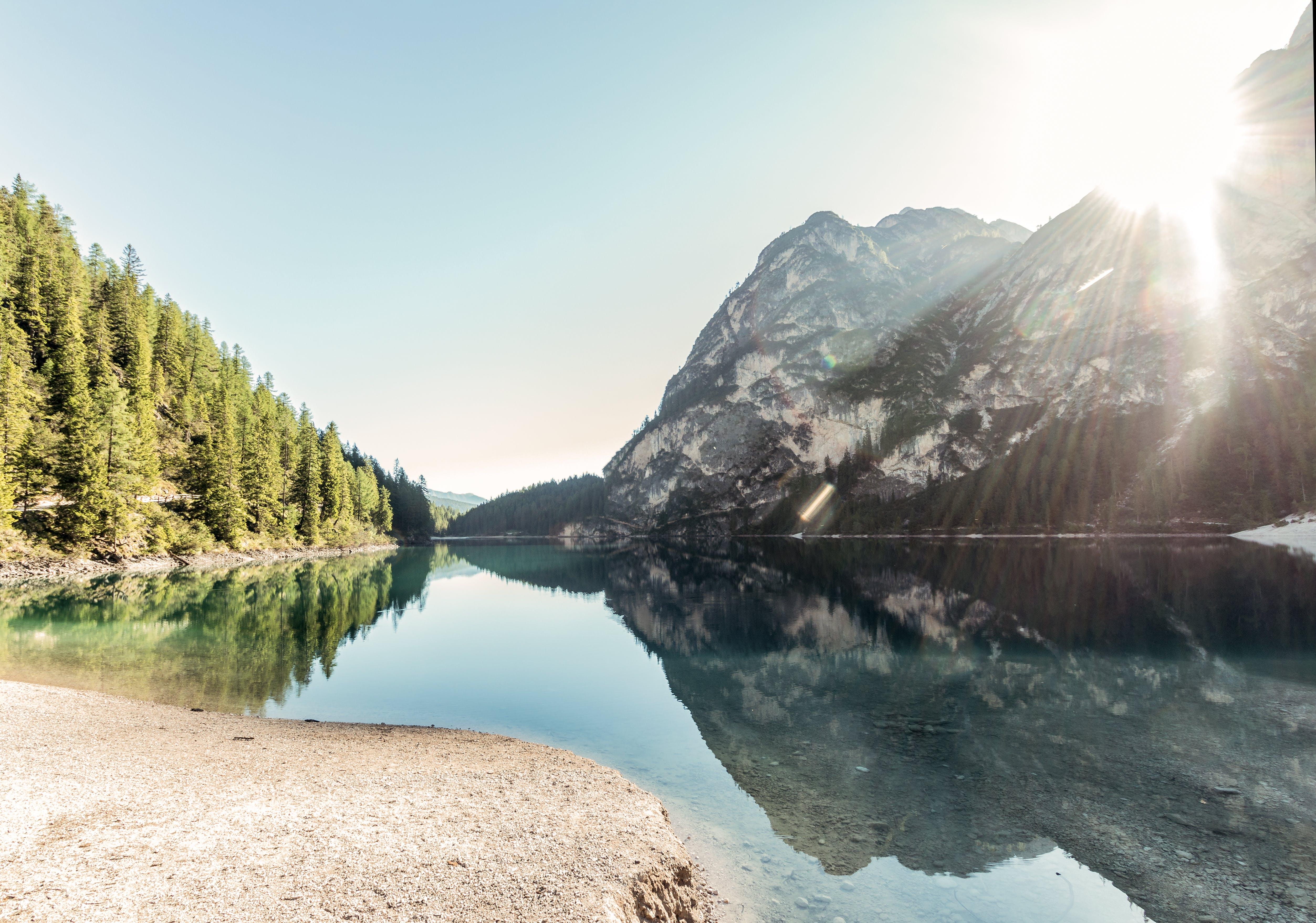 Free stock photo of dawn, mountains, nature, sky