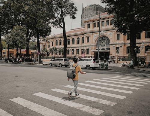 Imagine de stoc gratuită din alee pietonală, arhitectură, centrul orașului