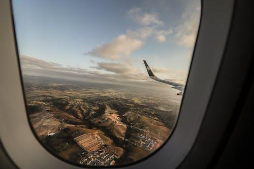 Fotobanka sbezplatnými fotkami na tému letecké strely, lietadlo, mesto