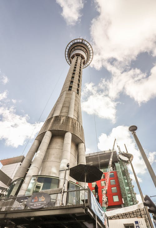 Free stock photo of auckland, sky tower