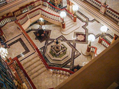 Gratis lagerfoto af escalera, palacio de çırağan