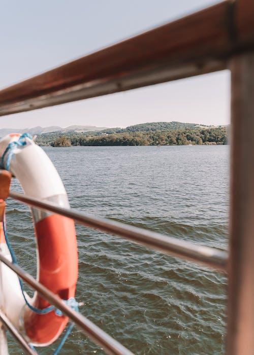 Kostenloses Stock Foto zu angeln, ausrüstung, blauer himmel