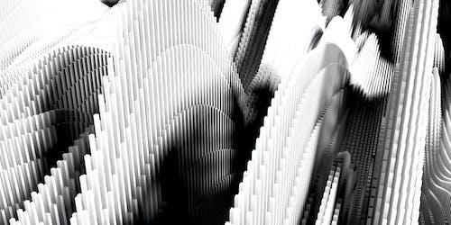 Free stock photo of абстрактный фон, куб