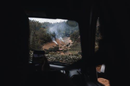 Fotobanka sbezplatnými fotkami na tému auto, cestovať, dym, exteriéry