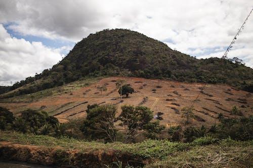 Бесплатное стоковое фото с вода, вулкан, гора, долина