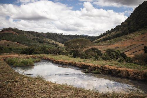 Бесплатное стоковое фото с вода, гора, долина, живописный